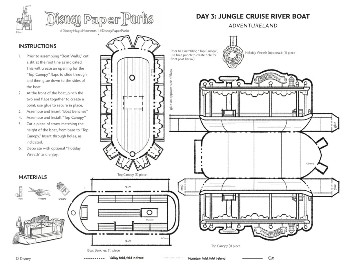 12-days-of-paper-parks-jungle-cruise