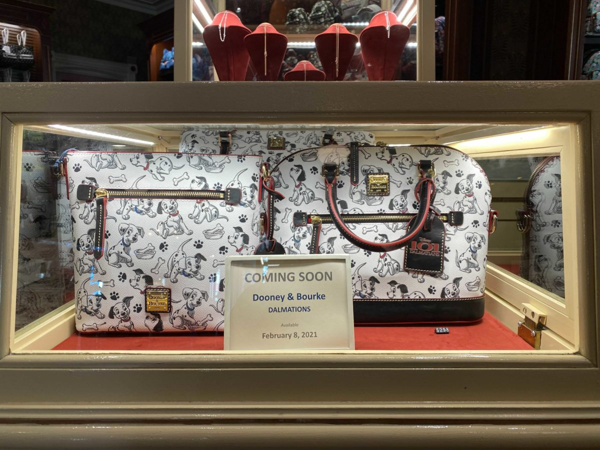 Dooney & Bourke Dalmations Collection