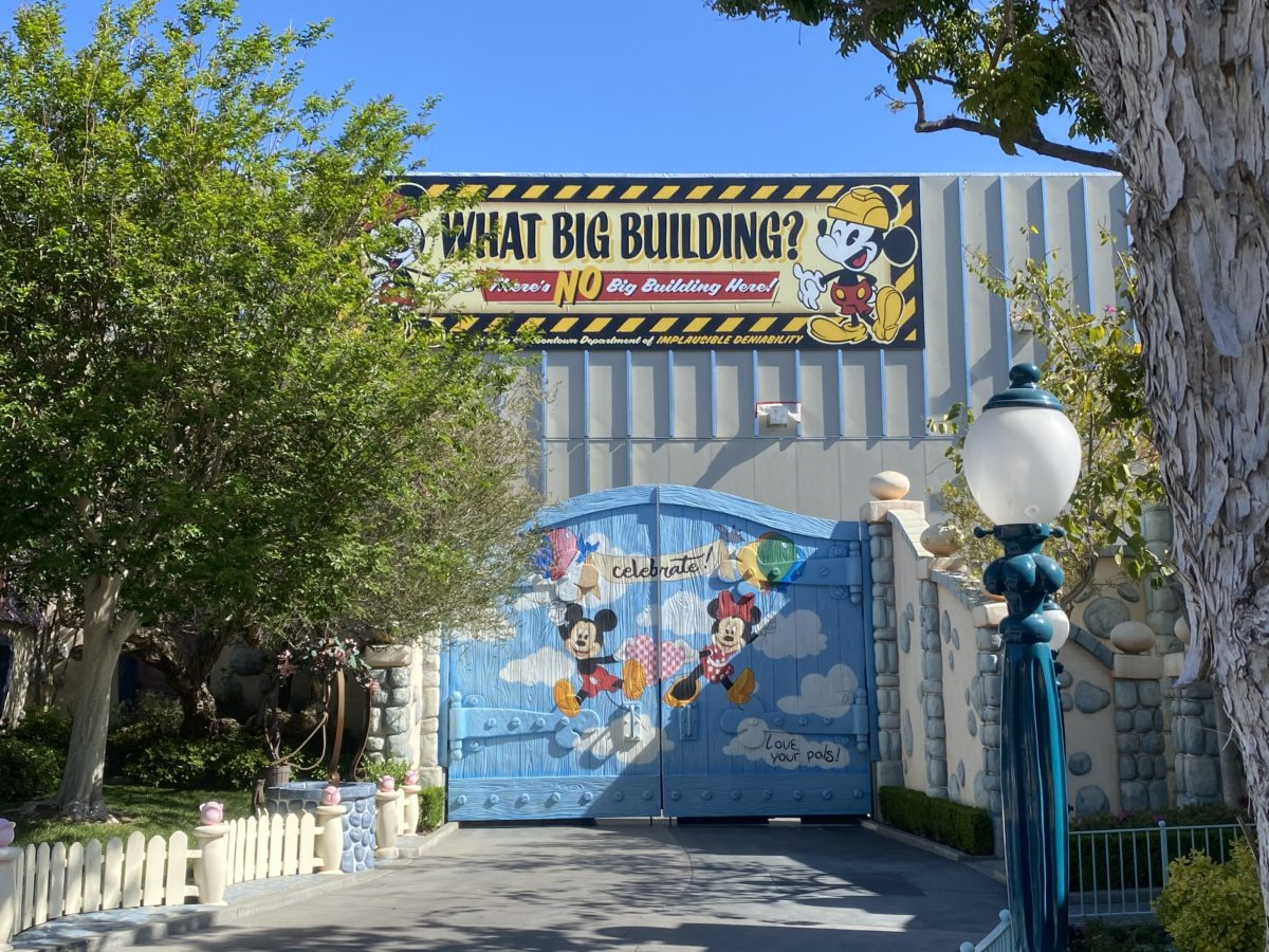 Mickey's toontown DL Reopening