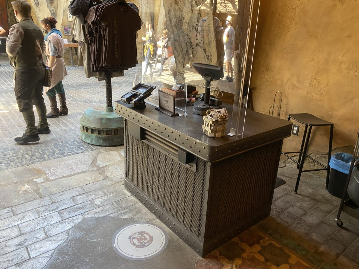 Galaxy's Edge DL reopening