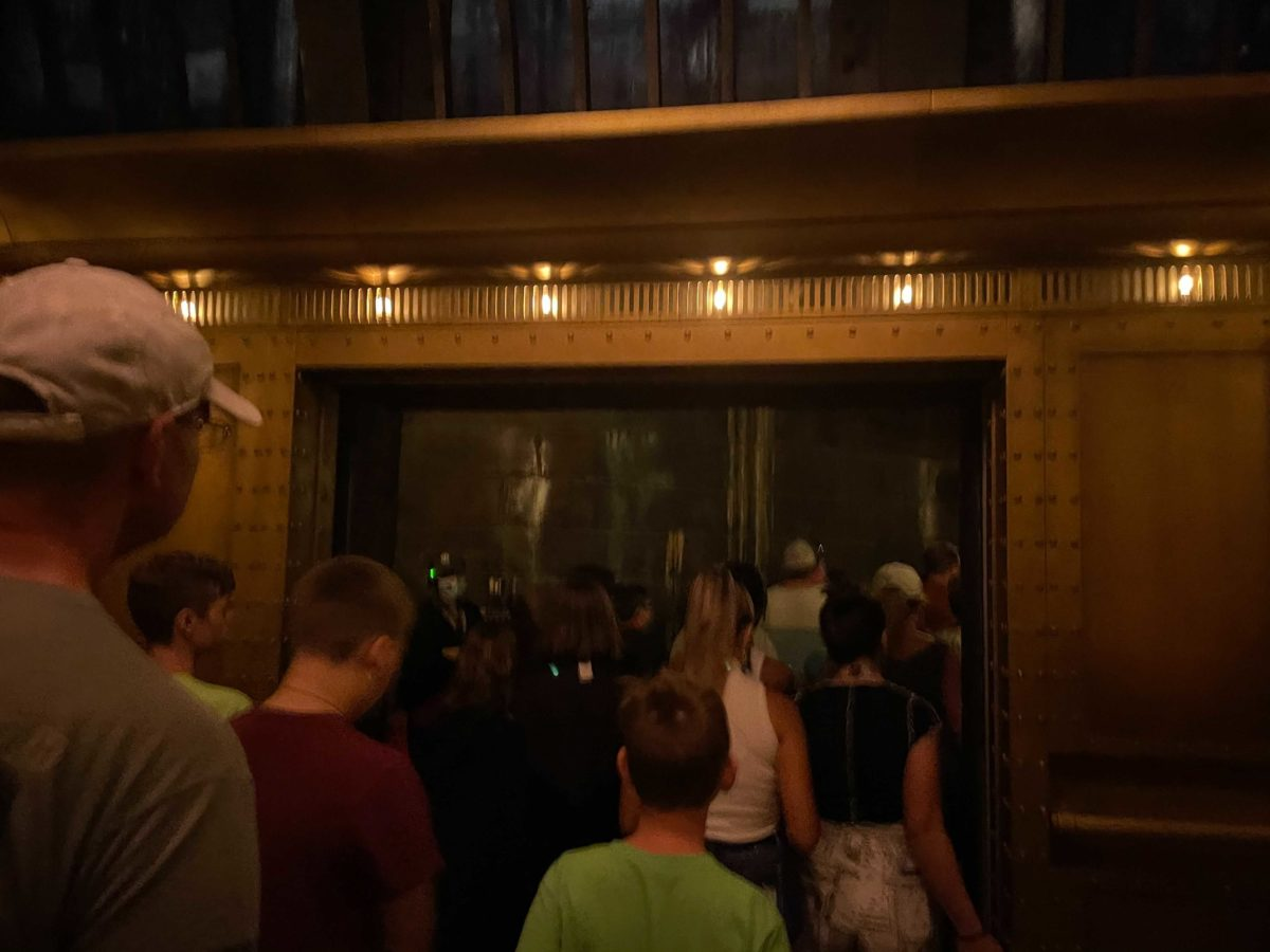 Harry Potter and the Escape from Gringotts at Universal Studios Orlando
