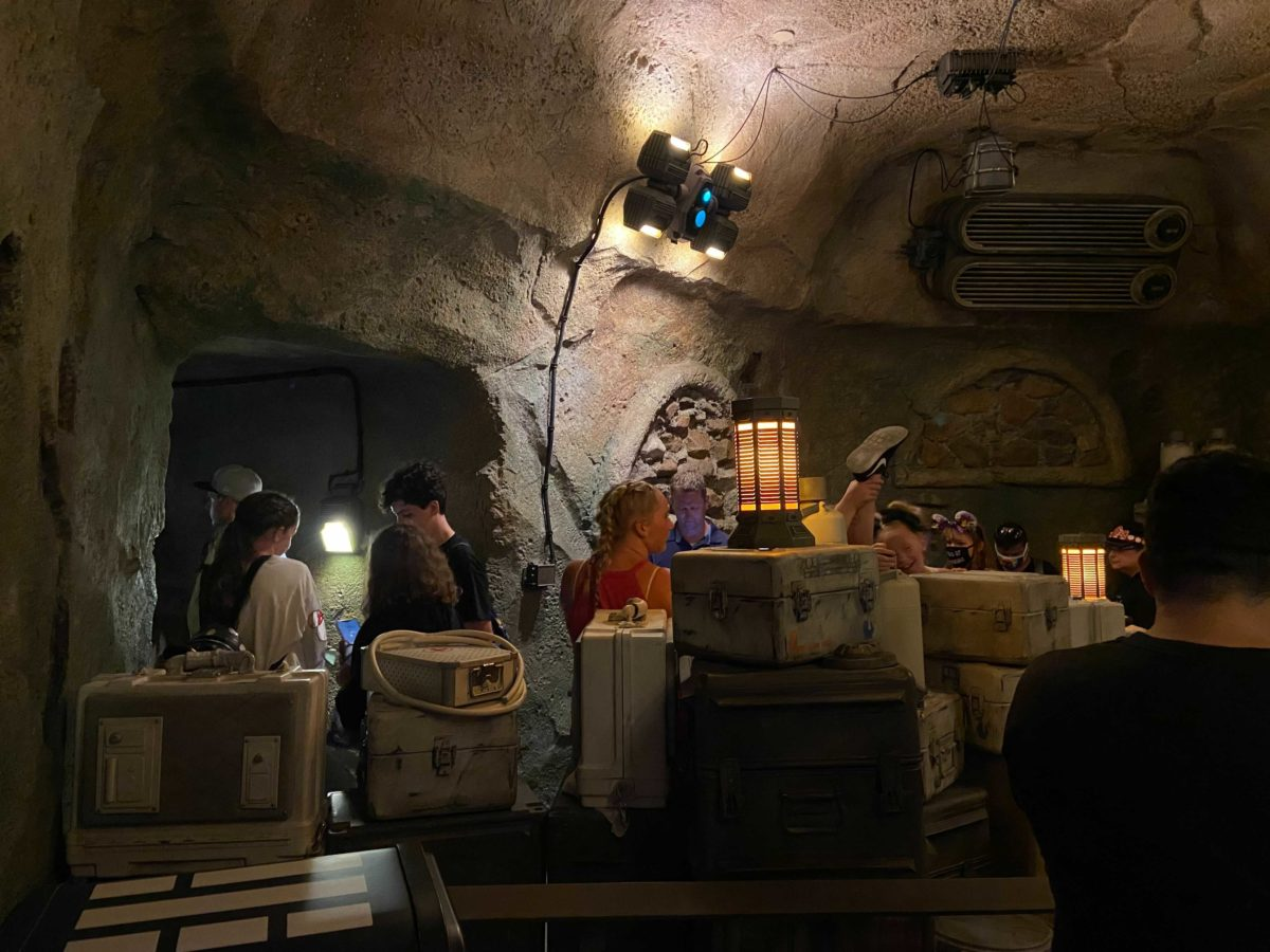 Star Wars: Rise of the Resistance at Disneyland
