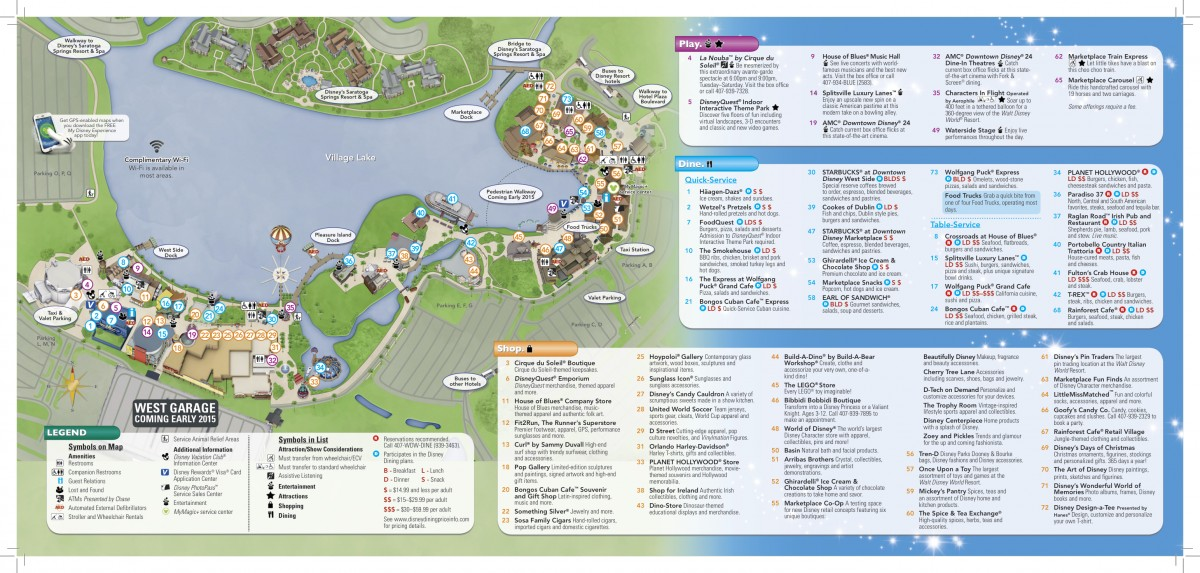 Disney Tries To Sort the Downtown Disney/Disney Springs Mess For ...