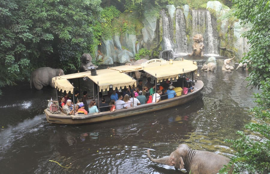 """CONFIRMED: Jungle Cruise Themed """"Skipper's Cantina"""" Restaurant ..."""
