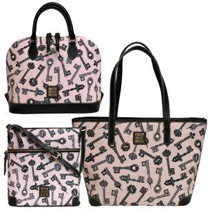 The Princess Keys Collection by Dooney & Bourke