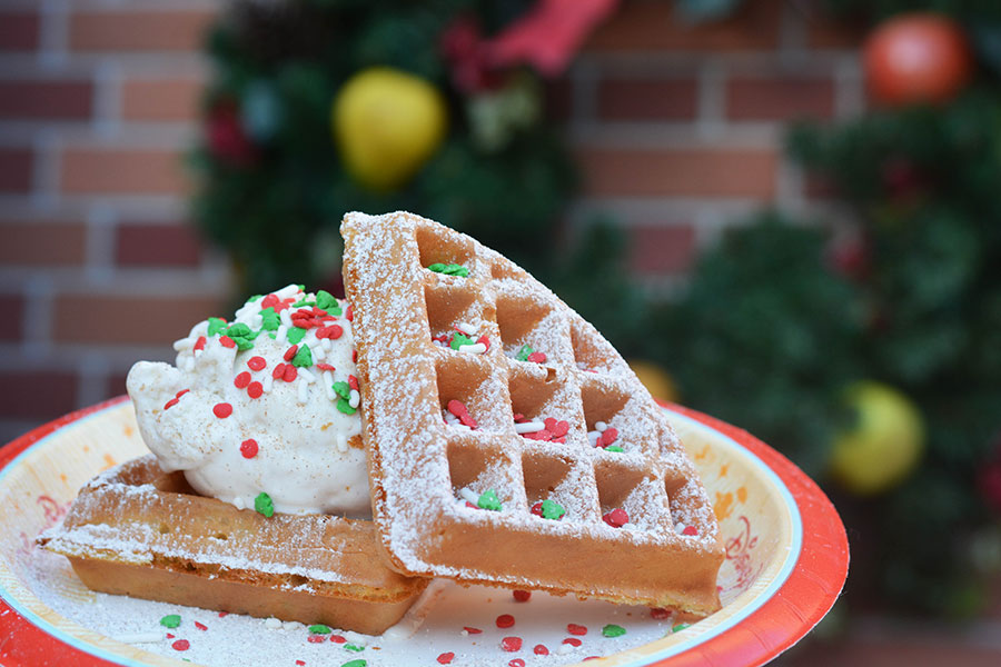 Not Just Cookies & Hot Chocolate Anymore, Disney Adds More Free Treats to Christmas Party